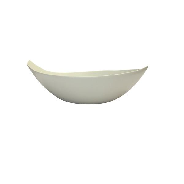 Contemporary Italian Wavy Shape Medium Bowl
