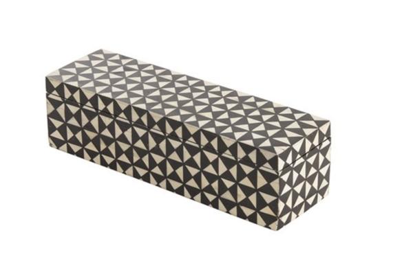 Contemporary Indonesia Mosaic Pattern Box