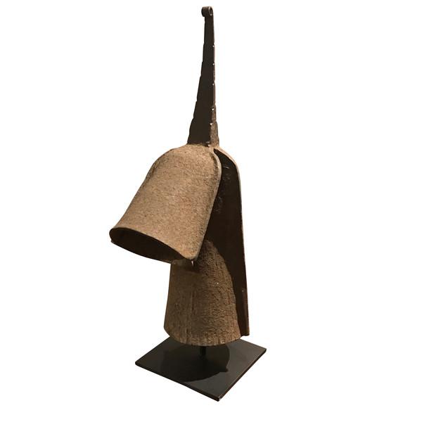 19thc  African Bell Sculpture