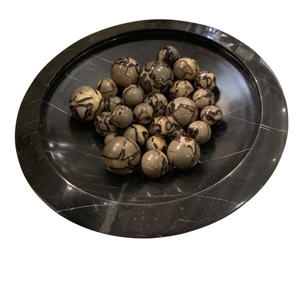 Brazilian Collection of Septarian Stone Balls