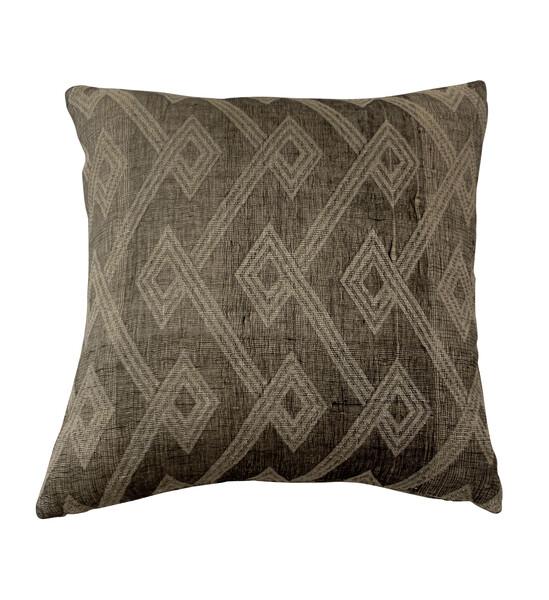 Contemporary Indonesian Handspun Linen Pillows
