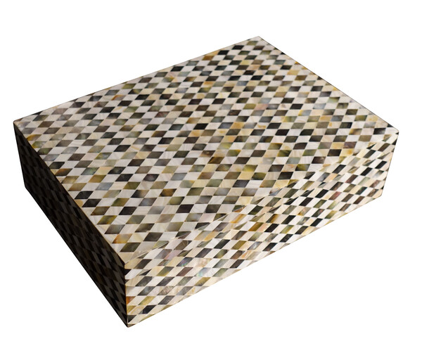 Indonesian Mother of Pearl Box