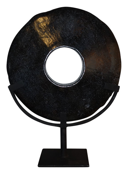 Indonesian River Stone Disc