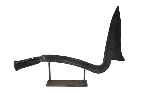 1920's African Congolese Sword Sculpture