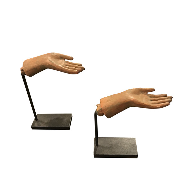 Contemporary Mini Hand on Stand