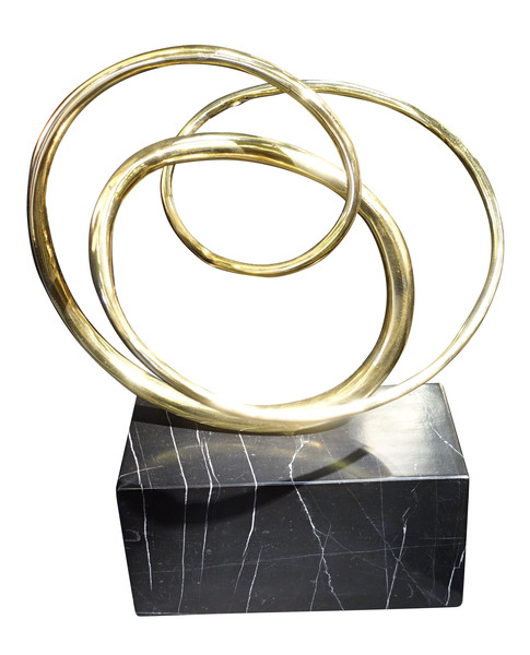 Contemporary German Bronze Sculpture