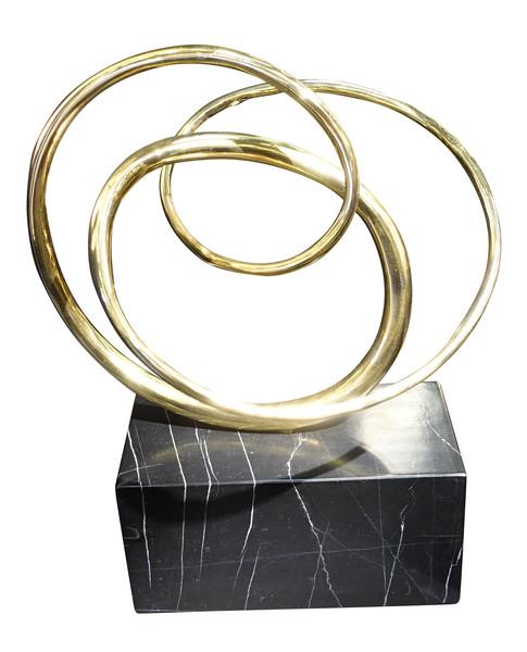 Contemporary German Bronze Sculpture