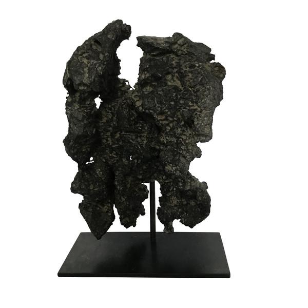 Prehistoric Chinese Iron Ore Stone Sculpture
