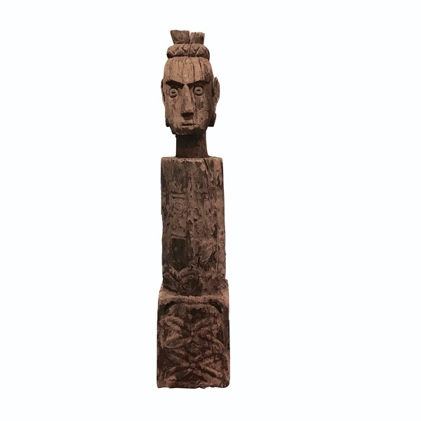 1920's Indonesian Timor Island Totem Sculpture