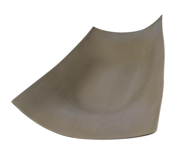Contemporary Italian XL FIne Ceramic Tray