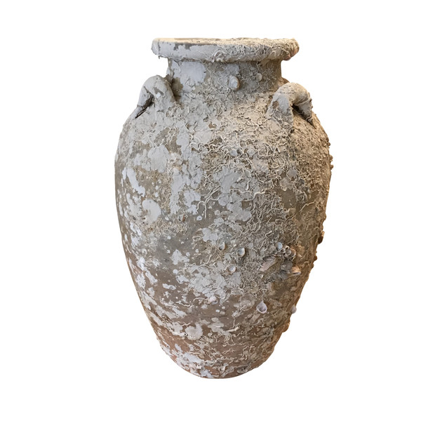 15thc Cambodian Ship Wrecked Vase