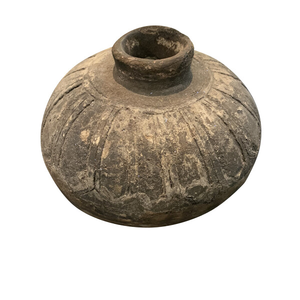16thc Indonesian Sulawesi Water Vessel