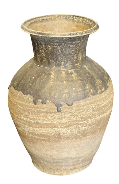 18thc Cambodian Vase