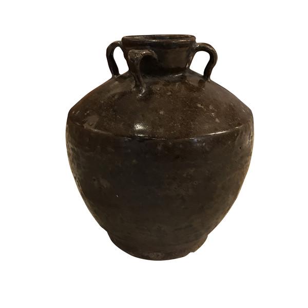 19thc Chinese Pickle Jar