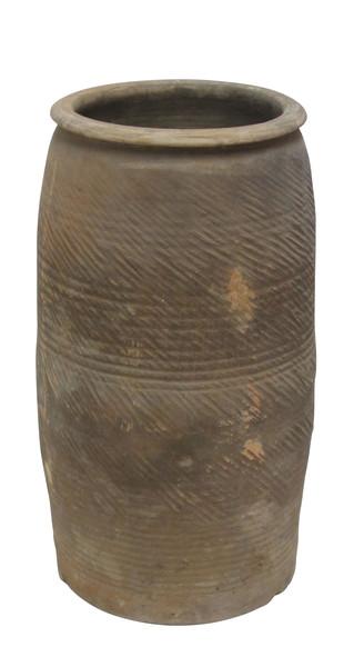1920's  Chinese Textured Vase