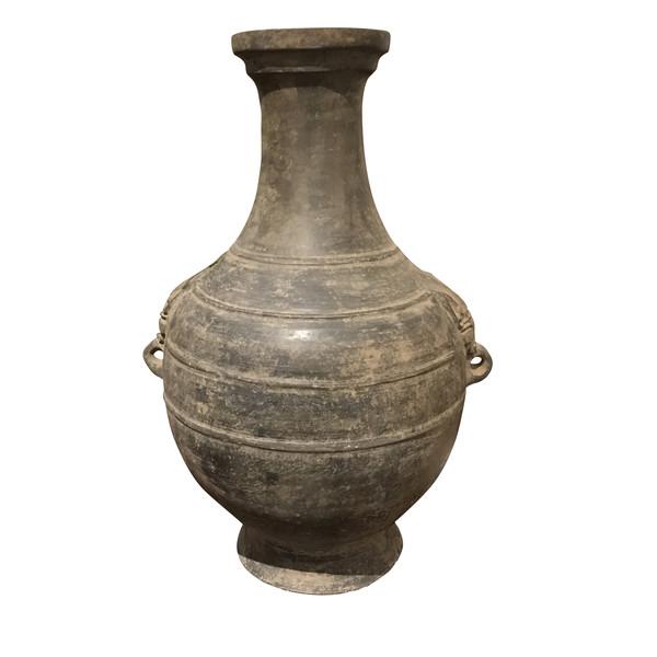 19thc Chinese Weathered Vase