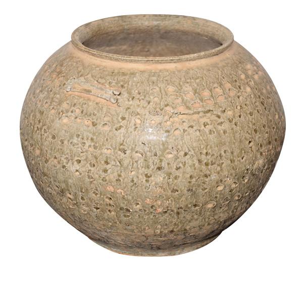 Chinese Textured Vase
