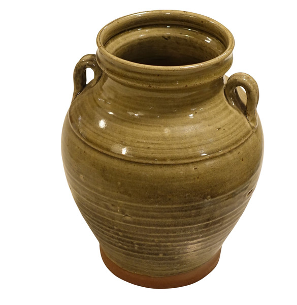 Contemporary Chinese Two Handled Jug