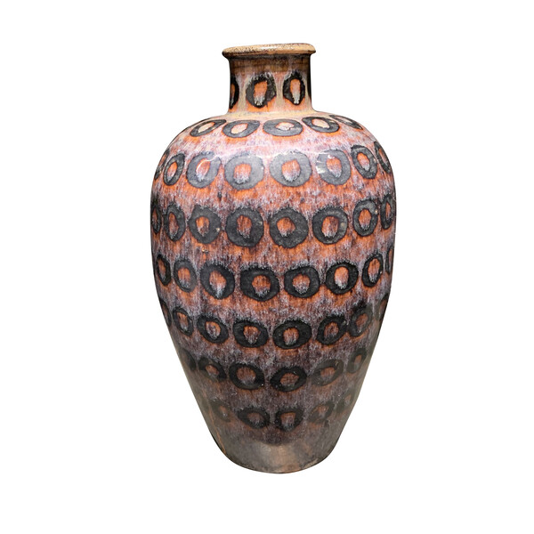 Contemporary Chinese Vase
