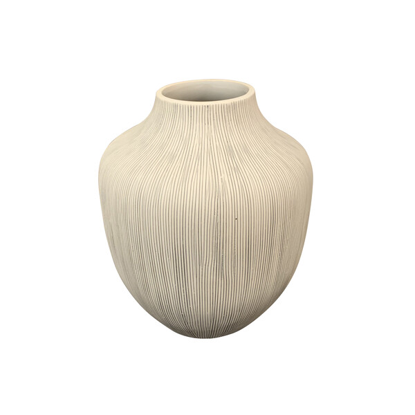 Contemporary Danish Design Fine Stripe Vase