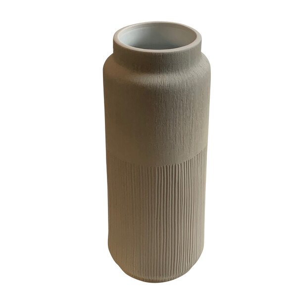 Contemporary Danish Design Matte Grey Vase