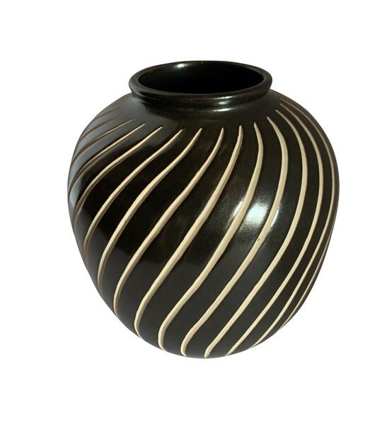 Mid Century East German Vintage Vase