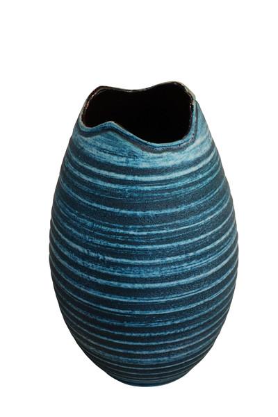 Mid Century French Accolay Vase