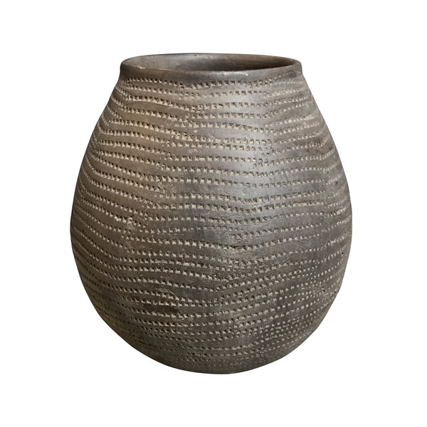 c. 1930's African Burkina Faso Vase