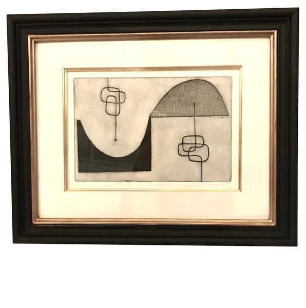 Contemporary English Artist Oliver Gaiger