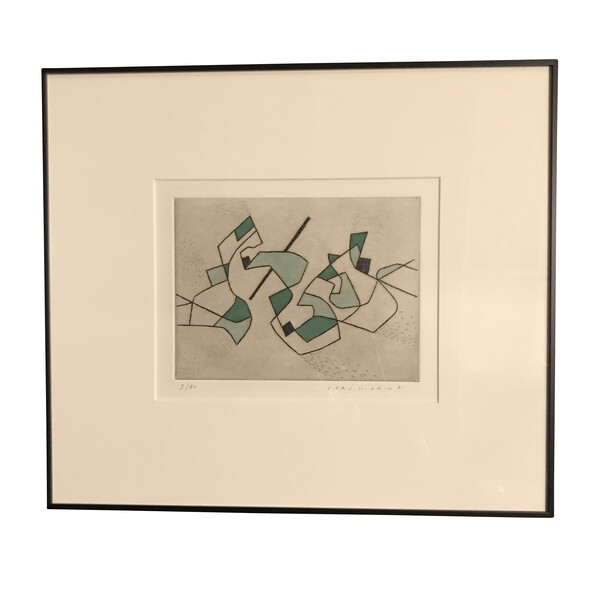 Contemporary French Artist Jorj Morin