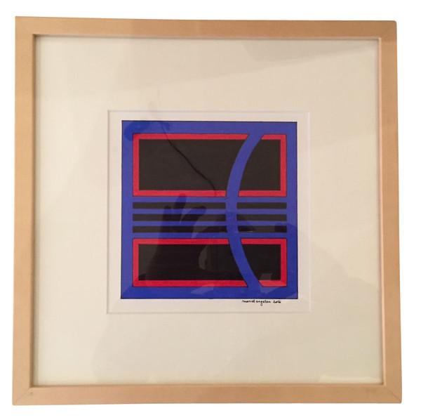 Contemporary French Artist  M. Engelen