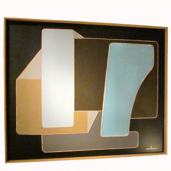 Contemporary French Artist Pierre Malbec