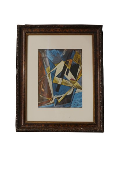 1930's Russian Abstract Art