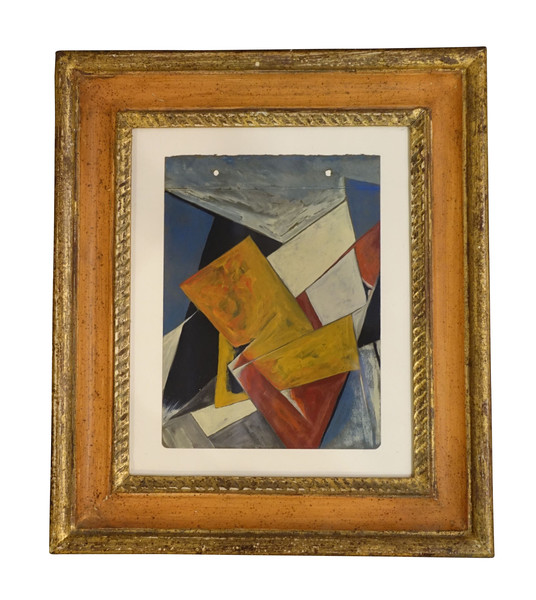 1930's Russian Abstract