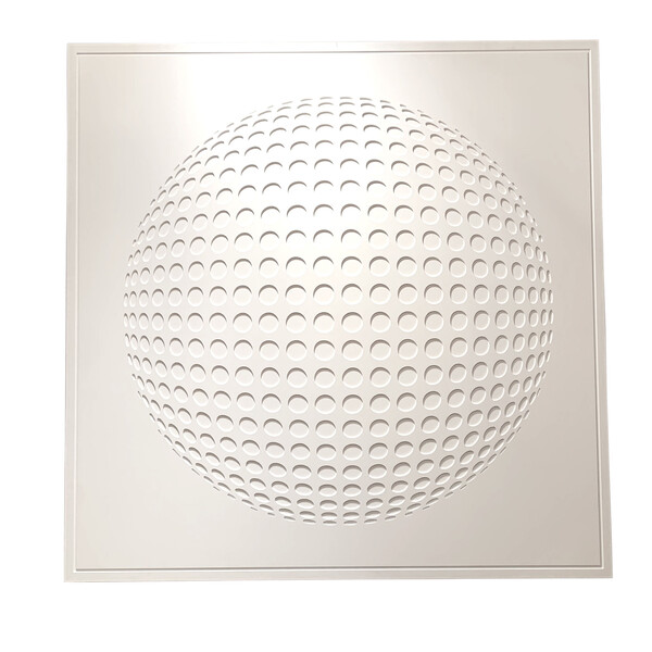Contemporary French Studio JLS Geometric Wall Sculpture