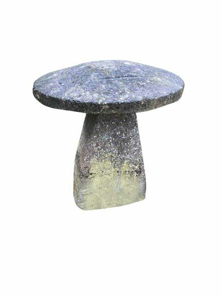 19thc English Pair XL Staddle Stones