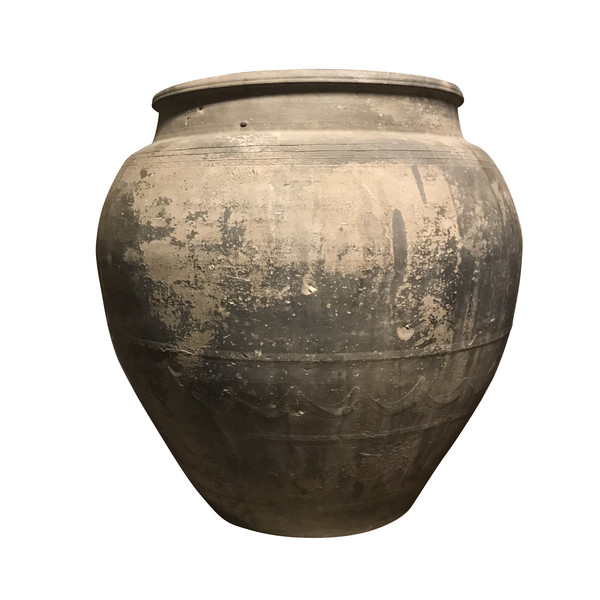 1940's Chinese XL Weathered Vessels