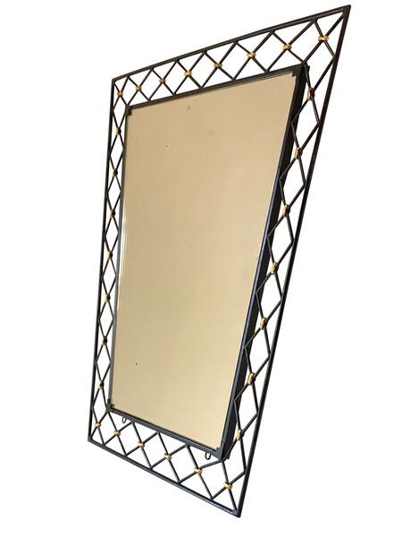 Mid Century Italian Maurizio Tempestini Mirror