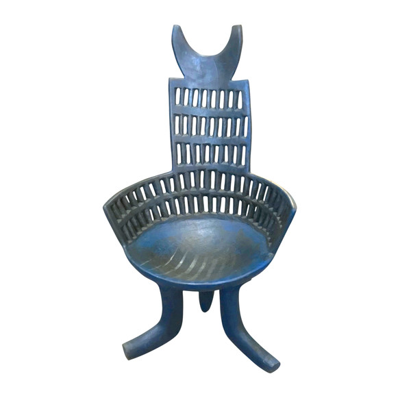 19th C Ethiopian Wood Chair