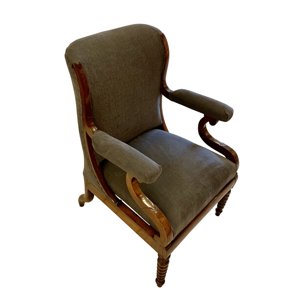 19thc French Louis Phillipe Side Chair