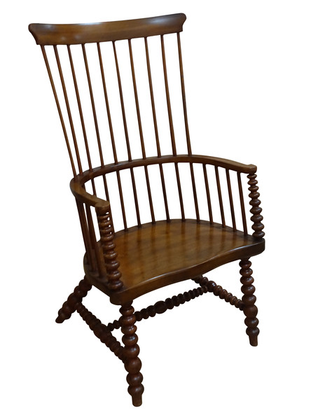 19thc Scottish Windsor SIde Chair