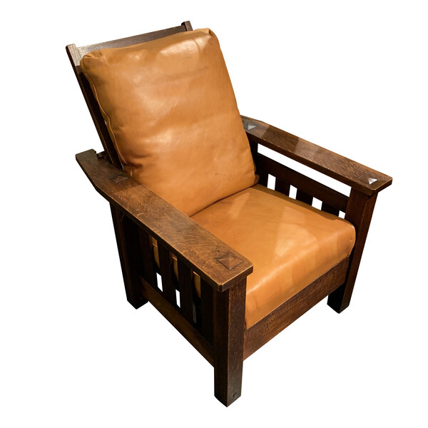 1900-1909 American Arts & Crafts Side Chair