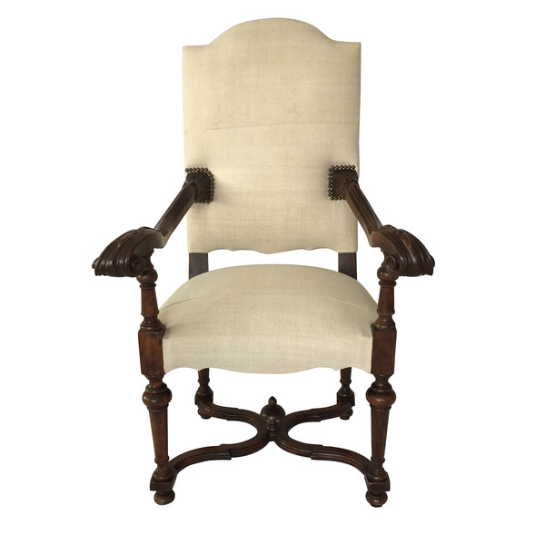 1920's French Side Chair