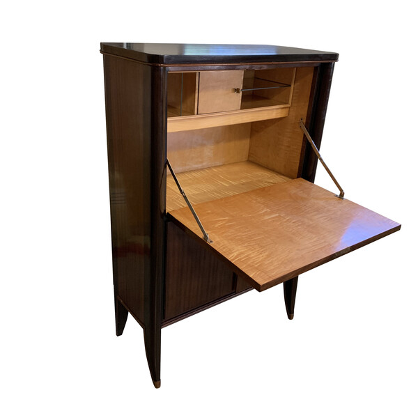 1940's French Fold Down Desk