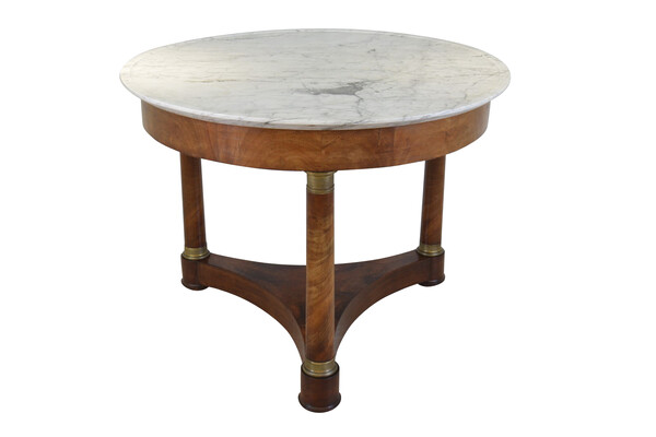 19thc French Gueridon Center Hall Table