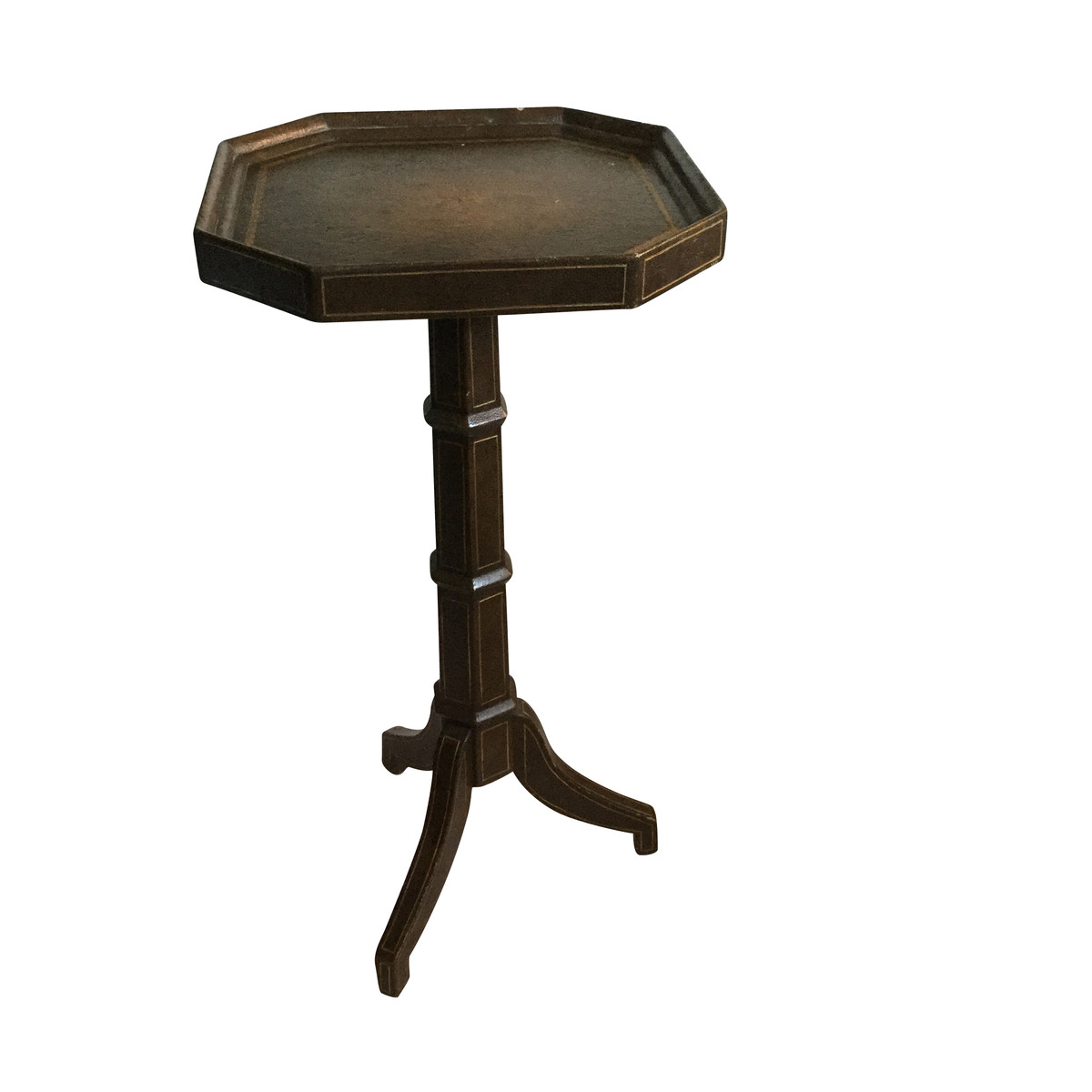 Balsamo antiques 1940 39 s french maison jansen leather for Cocktail tables