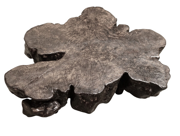Contemporary Indonesian Free Form Shaped Coffee Table