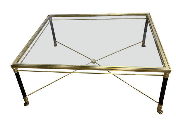Mid Century French Style of Maison Jansen Coffee Table