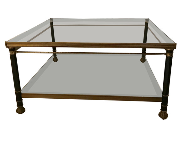 1960's French Maison Jansen Coffee Table
