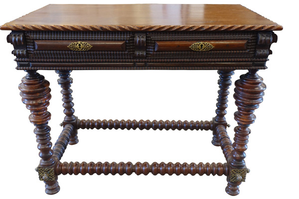 18thc Portuguese Side Table
